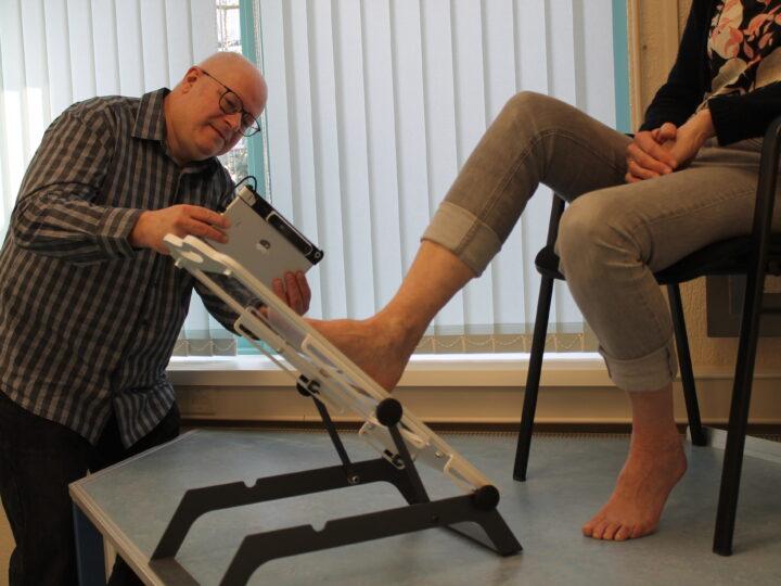Nu ook 3D voetscan-methode bij Seves Sports